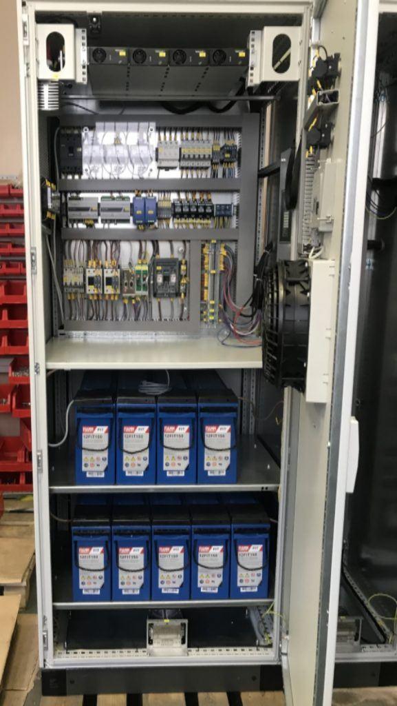 Шкафы оперативного тока (ШОТ)